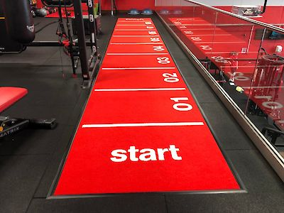 Specialist Flooring: Gyms, Leisure Centres and Sports Facilities