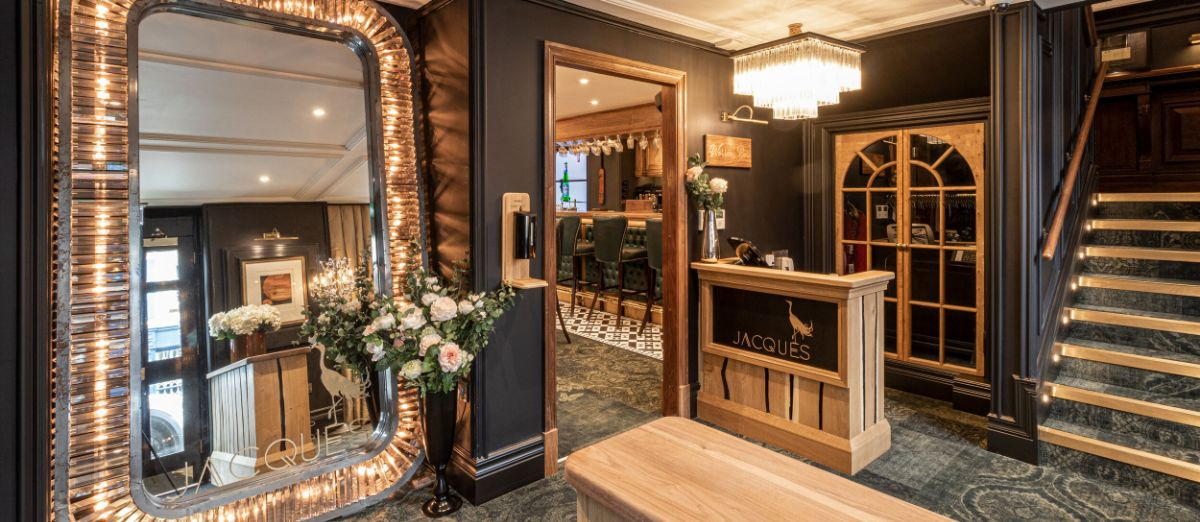 Hamilton Flooring: Complete Flooring Solutions at Jacques Restaurant & Bar in Knowle