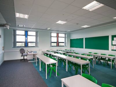 Hardwearing Carpets for Schools & Colleges